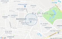 قطعة أرض سكنية في الصابيات الكاظمية(منطقة جكوك) /الضباط