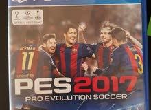 pes 2017 لعبة