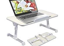 طاولة LAPTOP تستعمل على السرير أو على الأرض للبيع