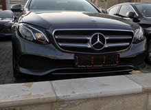 Used Mercedes Benz E 350 for sale in Amman