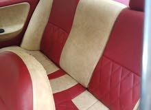 هونداي الينترا لون كحلي 1996 بحاله جيده للبيع