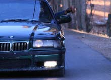 Manual Green BMW 1998 for sale