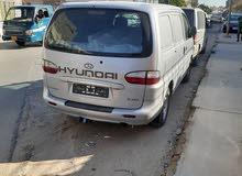 Manual Hyundai 2002 for sale - Used - Al-Khums city