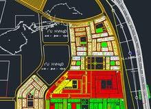 ارض اسكان اجتماعي تكميلي مميزه مساحة وموقع