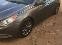 Hyundai Sonata 2012 For sale - Brown color