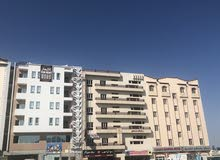 A commercial for rent residential building in Al-Anas, same line as Bank Muscat & next Pizza Hut