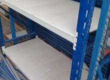 رفوف مستودعات مستعمل بأقل الأسعار مع التركيب والتوصيل