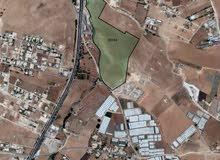 ارض كبيرة للبيع ب ابو نصير تصلح للاستثمار