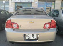 Automatic Chevrolet Malibu 2011