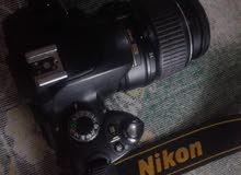كاميرا نيكون جديدة للبيع او للتبديل بي s8 او  iPhone 6s plus