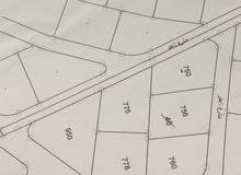 ارض للبيع السلط نمره 750 متر قرب شارع الستين