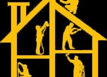 صيانة عامة للمنازل والمحلات التجارية