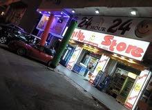 موقع للبيع في شارع المدينه المنوره (وسط عمان)