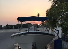 للبيع قارب الضاعن 24 قدم