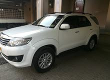 Available for sale! 130,000 - 139,999 km mileage Toyota Fortuner 2012
