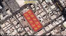 أرض للإيجار شارع سميراء حي النسيم الغربي الرياض