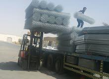 شبك مزارع وسواتر ومظلات الرياض