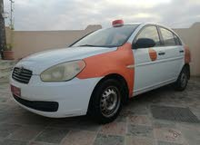 2006 Used Accent with Manual transmission is available for sale