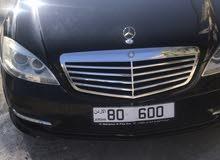 Black Mercedes Benz S 400 2010 for sale