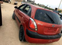 Kia Rio car for sale 2008 in Tripoli city
