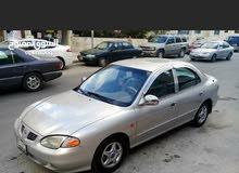 سياره هونداي إفانتي نيو موديل 2000 جير اوتوماتيك للبيع