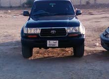 Toyota Land Cruiser 1997 - Used