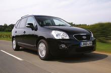 1 - 9,999 km Kia Carens 2009 for sale