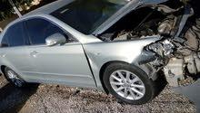 كامري 2011خليجي 4سلندر لبيع قطع للغيار فقط وليس بالكامل