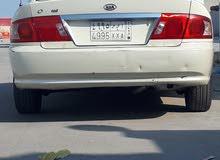 Gasoline Fuel/Power   Kia Optima 2005
