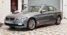 BMW 520 car for sale 2020 in Al Riyadh city