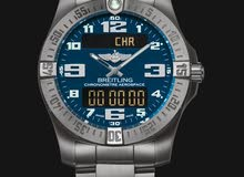 breitling aerospace evo blue new