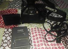 كاميرا التصوير كانون
