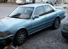 سيارة كريسيدا 92  رنقات وجناح  ولوحات
