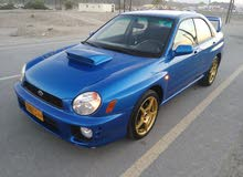 Blue Subaru Impreza 2001 for sale