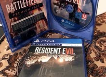 Resident Evil ....and... Battefield 1