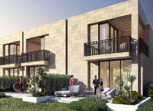 تملك فيلا 4 غرف على طابقين وحديقه بسعر 1150000 درهم وبالتقسيط على 3 سنوات