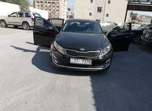 Kia Optima 2013 For sale - Black color