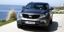 For a Month rental period, reserve a Kia Sportage 2015