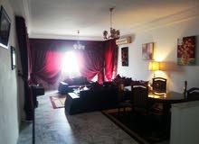 شقة كبيرة جدا مفروش و ممتازة اخر طراز للايجار بحي النصر 200م