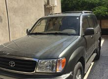 Toyota Land Cruiser 2004 For sale - Brown color