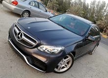 Mercedes E350 2013 kit AMG for Sale PANORAMA