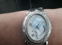 ساعة نسائية من diamond hill اصلية