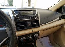 good condition car with leather seats