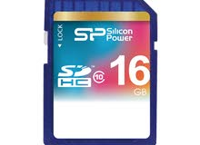 ذاكرة كاميرا رقمي  DSLR 16 GB ب 5000 ريال يمني فقط
