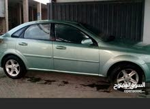 Available for sale! 1 - 9,999 km mileage Chevrolet Optra 2005