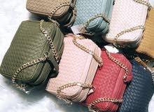 مجموعت حقائب نسائيه +أحذية نسائية +ماركات +y&L+ysL,ديور +كوجي +شانيل+تركي+زاد po