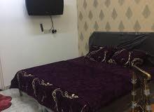 غرفة وحمام ومطبخ للايجار اليومي والأسبوع والشهري ف المعبيله