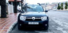 Blue Renault Duster 2015 for sale