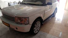 White Land Rover Range Rover Vogue 2004 for sale