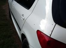 Automatic White Peugeot 2004 for sale